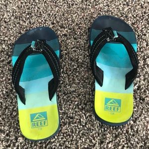 Toddler Reef flip flops